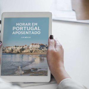 Ebook Morar em Portugal Aposentado
