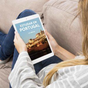 Ebook Estudar em Portugal 2021