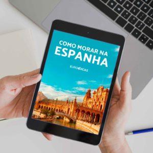 Ebook Como Morar na Espanha
